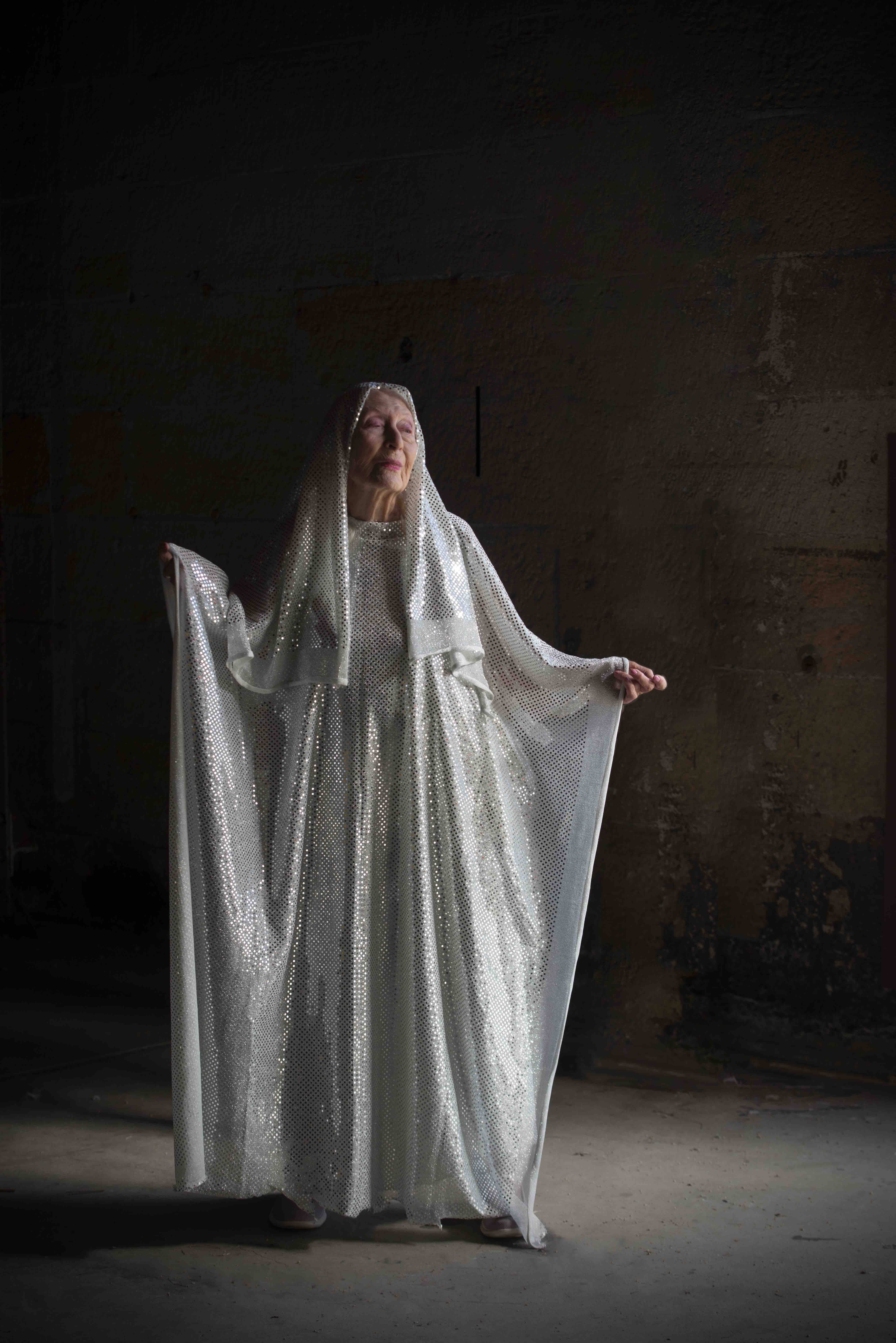 Eileen Kramer in 'Lady of the Horizon'